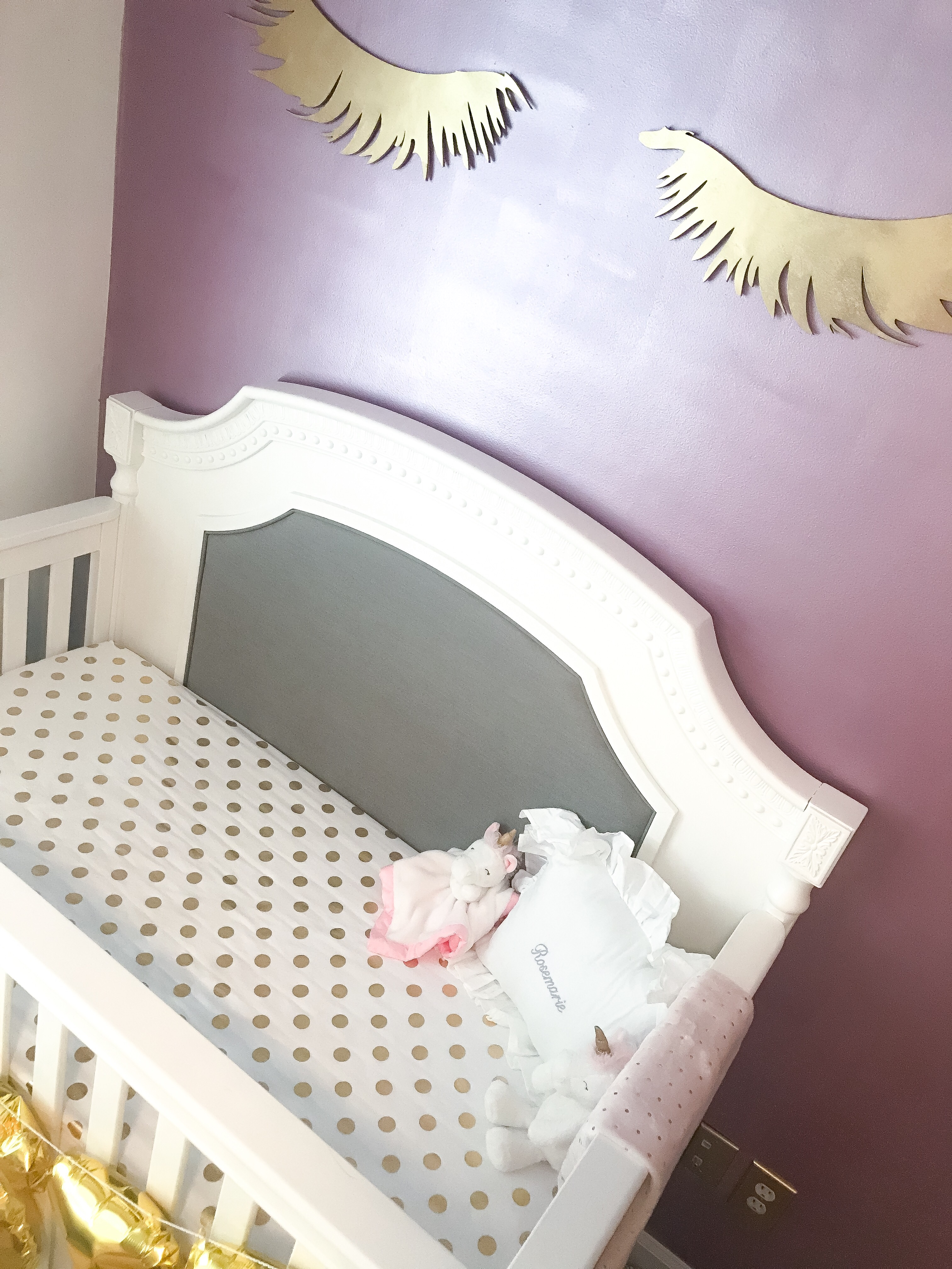 Rosie S Nursery Reveal On Weekends With The Wesleys